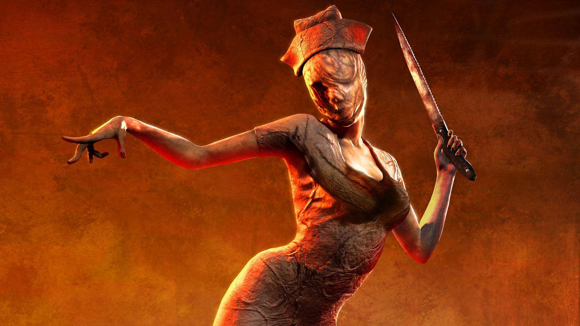 infirmière zombie Silent Hill