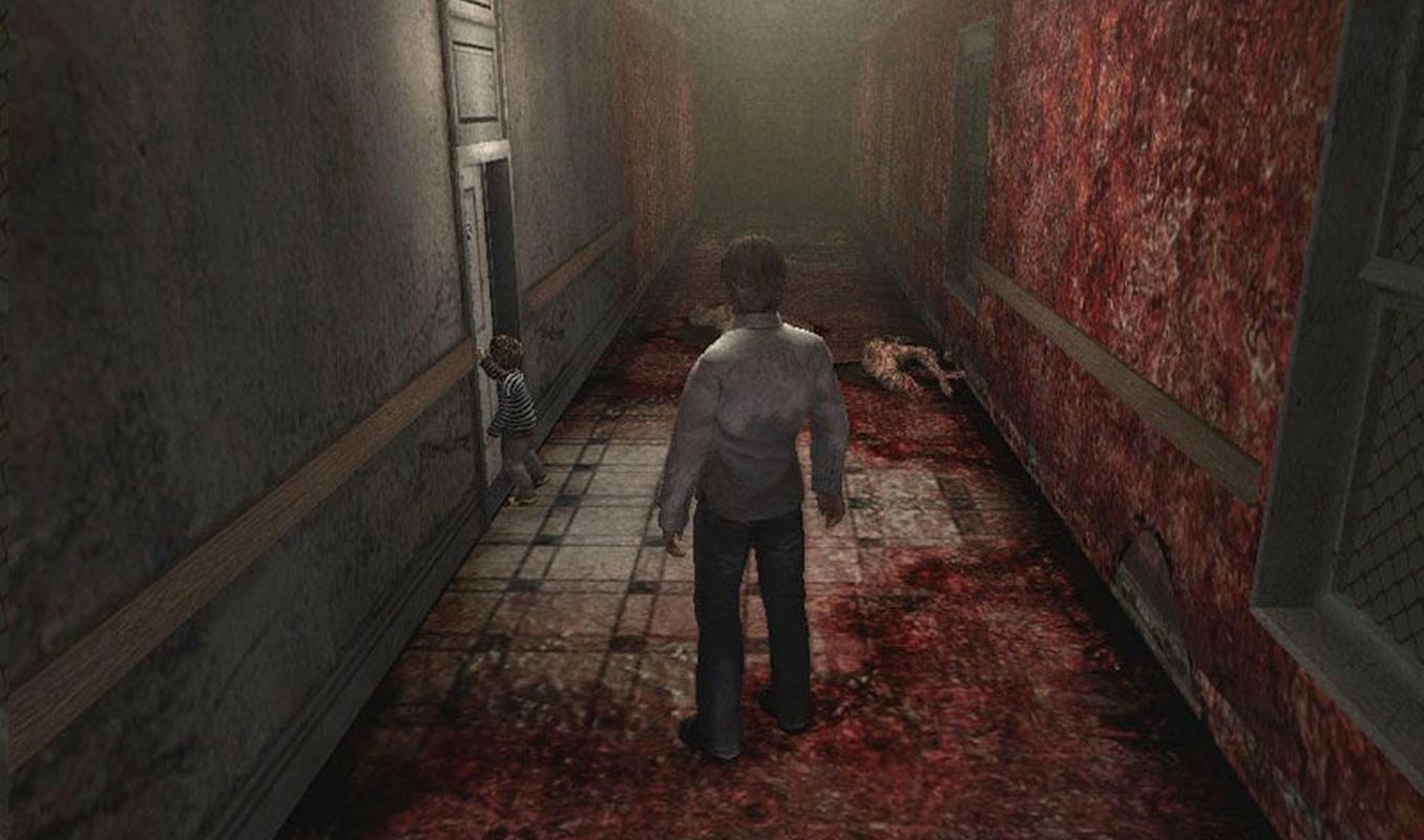 Silent Hill Couloir Sanglant