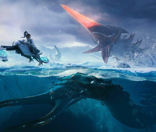 Subnautica Below Zero - Le danger se cache sous la glace