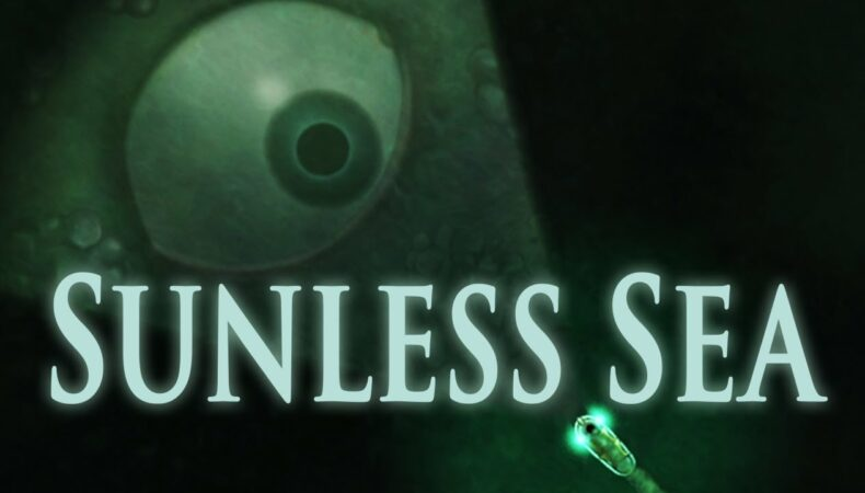 Sunless Sea - a very Lovecraftian crossing