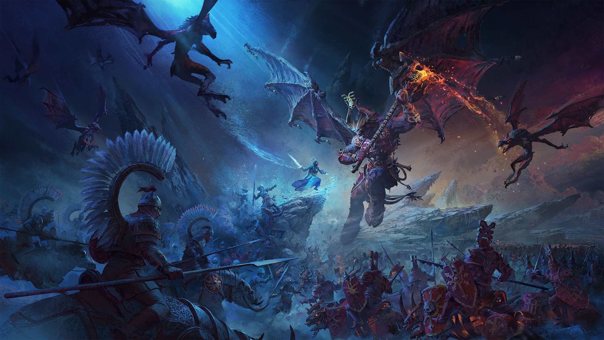 Total War: Warhammer III art