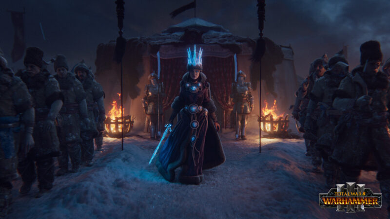 Total War: Warhammer III héros