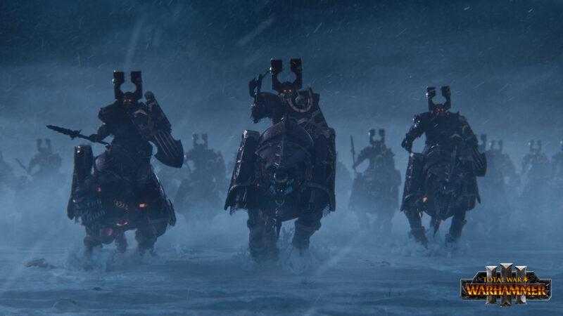 Total War: Warhammer III cavaliers
