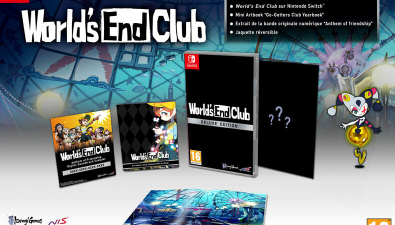 World's End Club - The Deluxe Edition