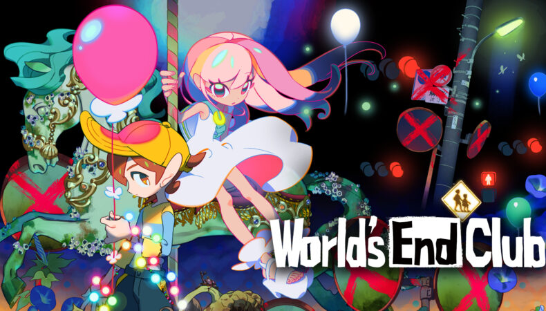 World's End Club - Un joli artwork