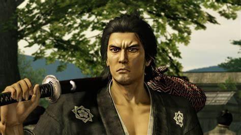 Yakuza Ishin Kiryu Kazuma