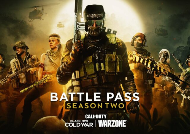 Call of Duty: Black Ops warzone saison deux annonce battle pass
