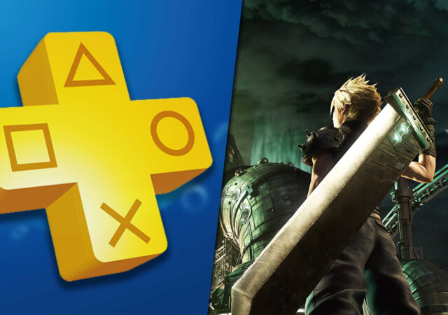 PlayStation Plus FF VII Remake