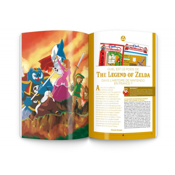 omaké books génération zelda extrait 1