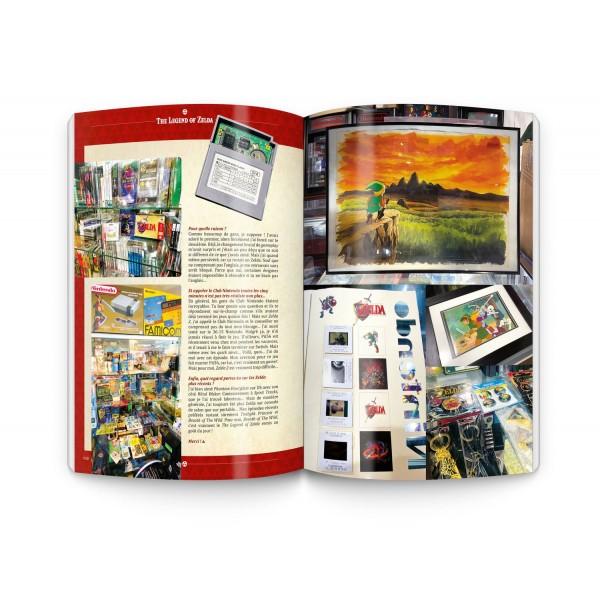 omaké books génération zelda extrait 4