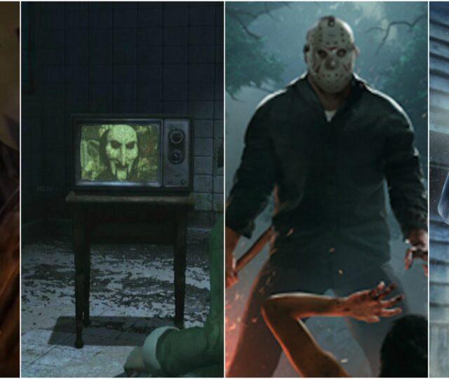 Jeux vidéos inspirés de films d'horreur