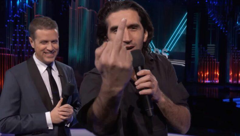 Josef Farès Fuck the Oscars