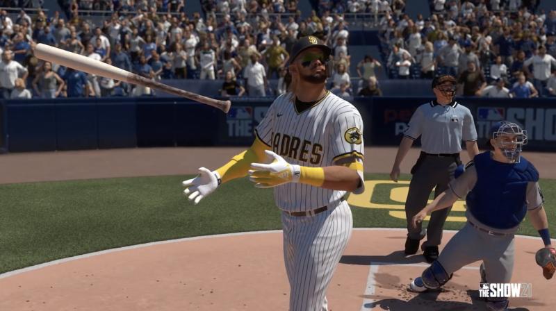 baseball player mlb the show 21