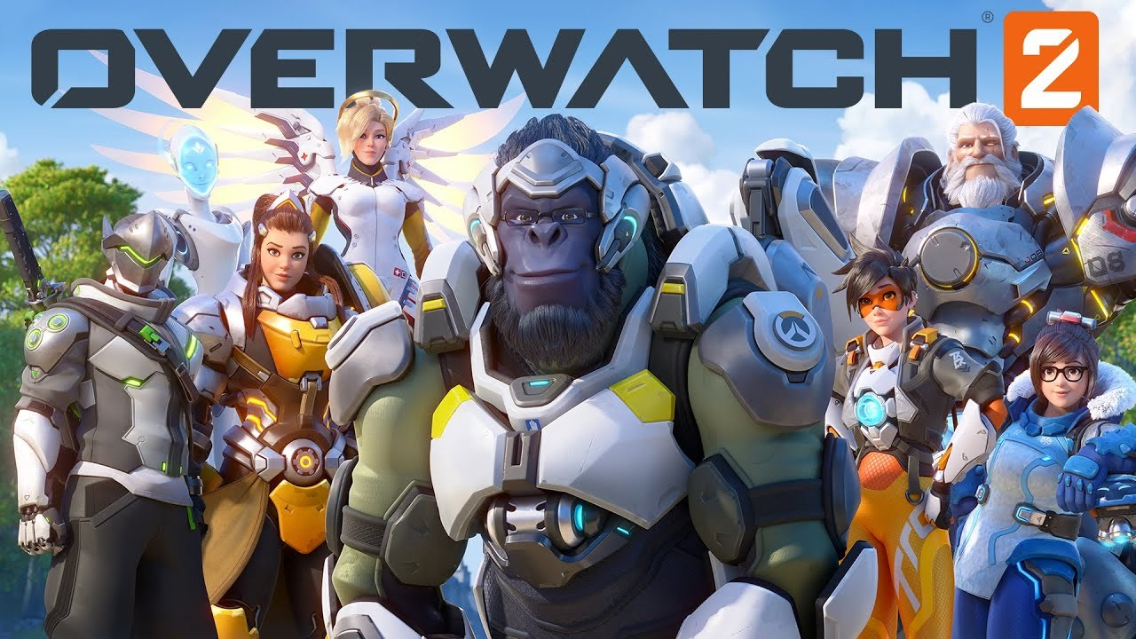 overwatch 2 characters