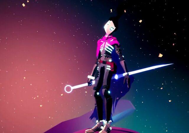Solar Ash personnage