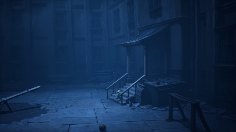 Little Nightmares 2 soluce chapeau ballon de cuir