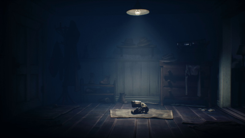 Little Nightmares 2 soluce chapeau raton laveur
