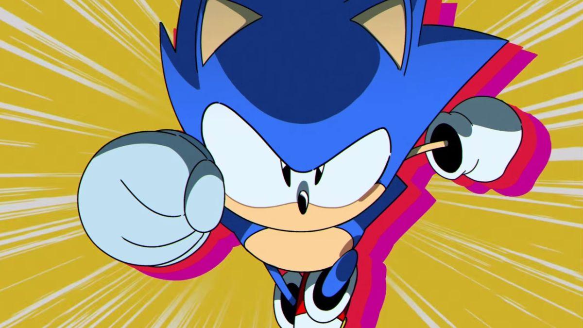 Une série animée en 3D chez Netflix — Sonic le hérisson