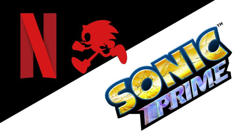Sonic Prime annoncé sur Netflix