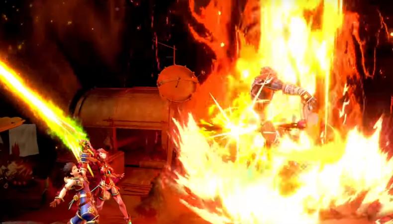 Super Smash Bros. Ultimate pyra smash final