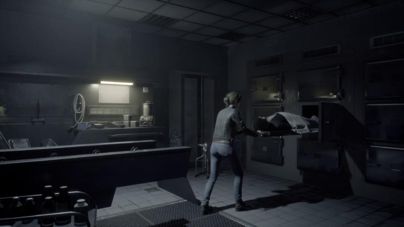 the medium morgue