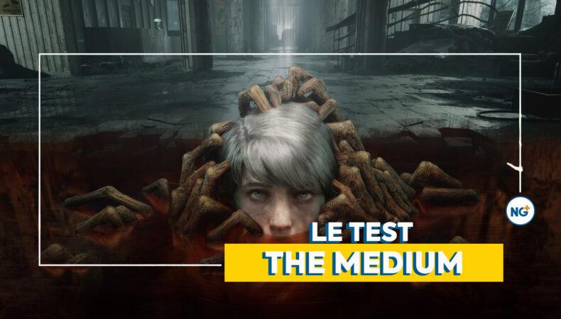test une the medium