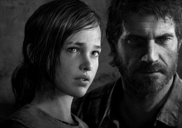 the last of us joel ellie