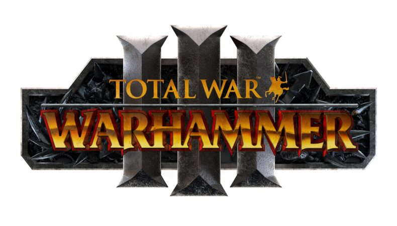 Total War: Warhammer III logo