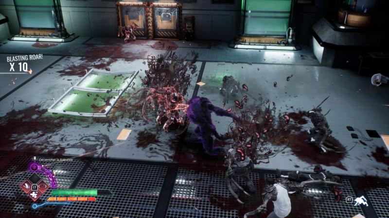 Werewolf: The Apocalypse - Earthblood combat 2