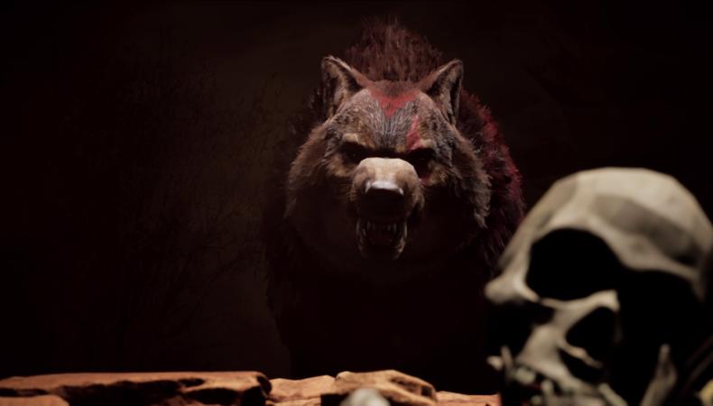 Werewolf: The Apocalypse - Earthblood loup
