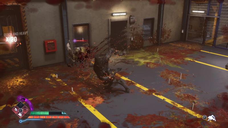 Werewolf: The Apocalypse - Earthblood combat 5