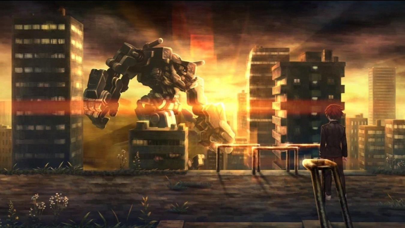 13 Sentinels: Aegis Rim - Mecha