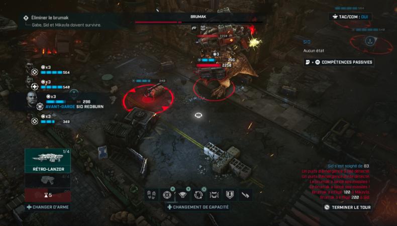 test Gears Tactics