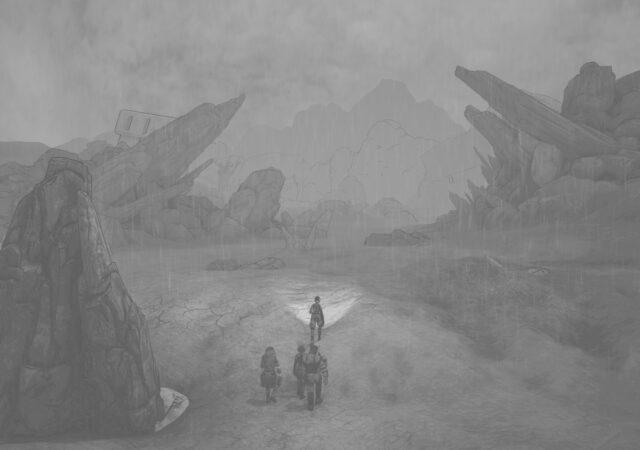 ASHWALKERS exploration hostile
