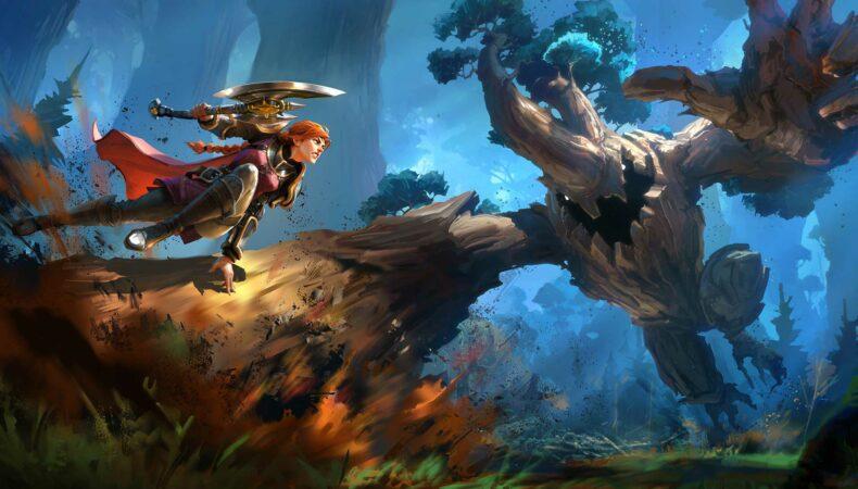Albion Online combat