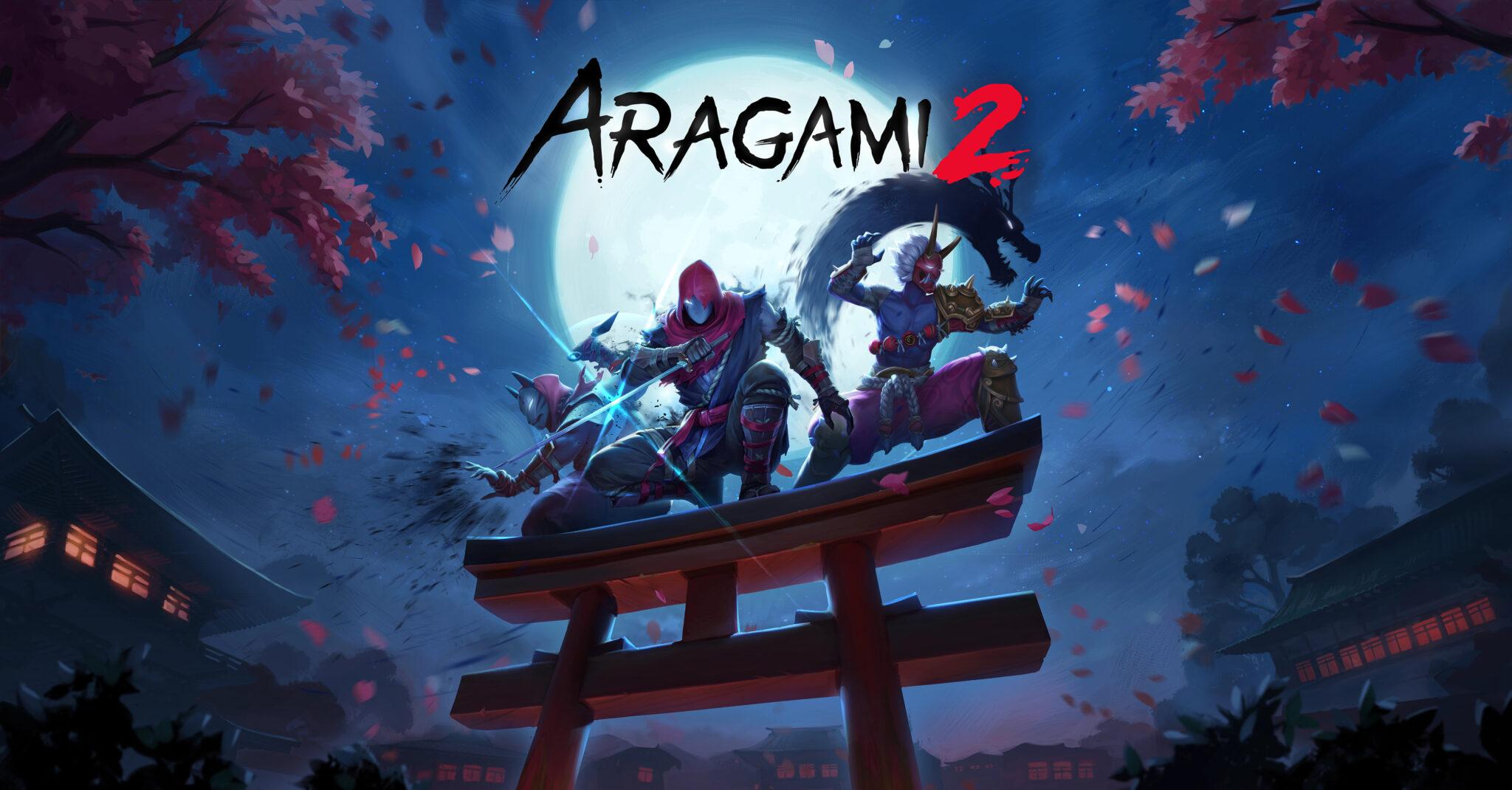 Aragami 2 sortie