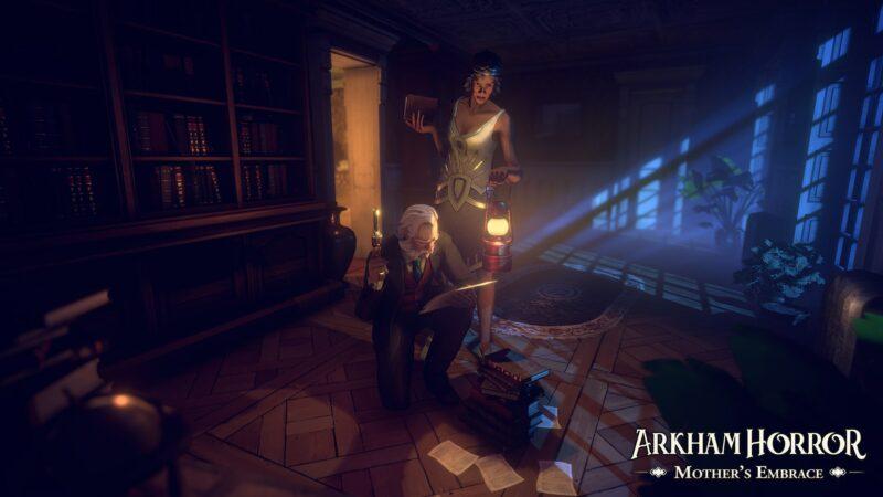 Arkham Horror: Mother's Embrace indice