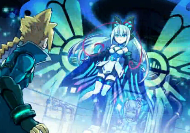 Azure Striker Gunvolt - Remake Switch 3DS
