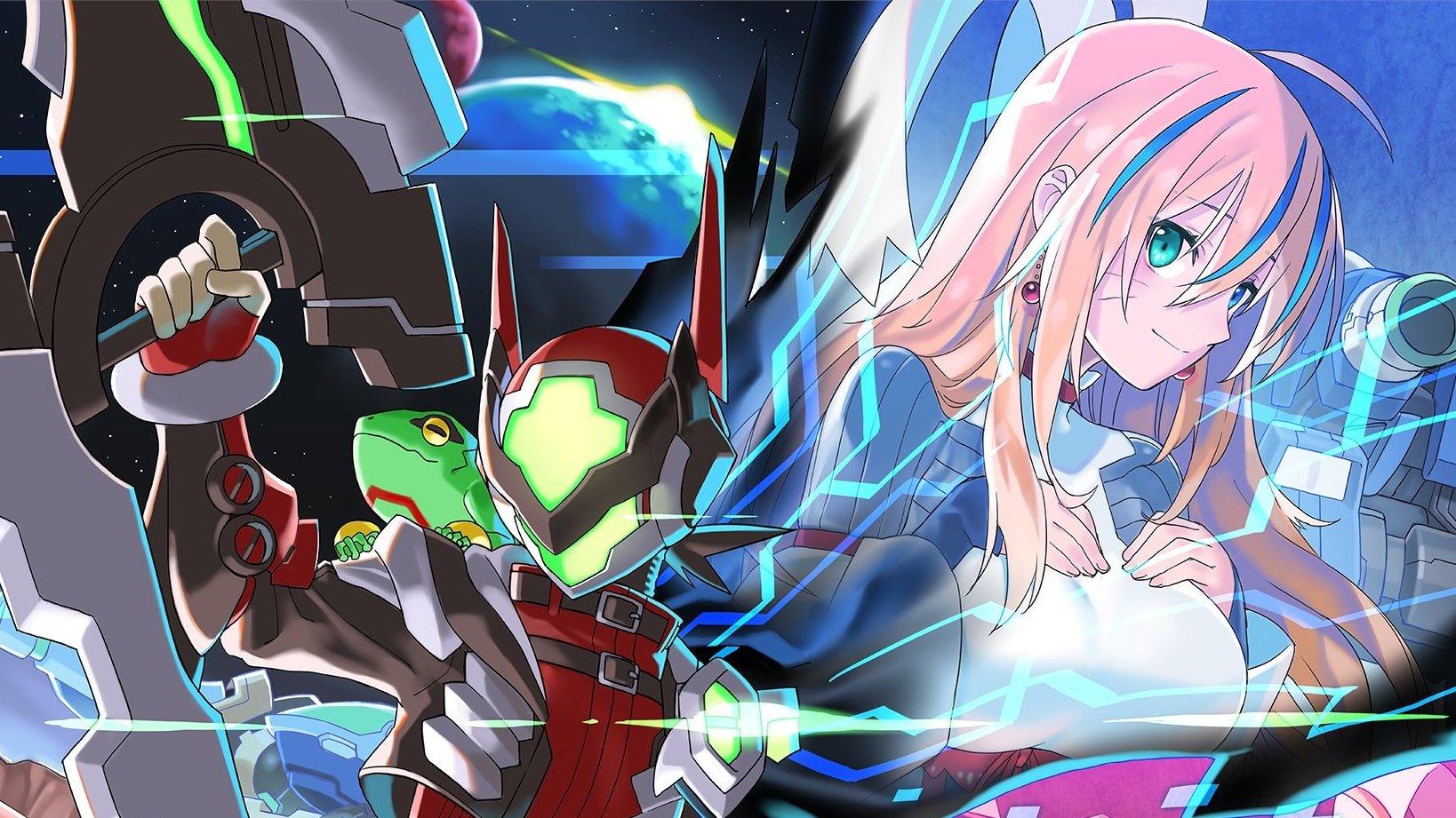 Annonce du jeu Blaster Master Zero IIIl