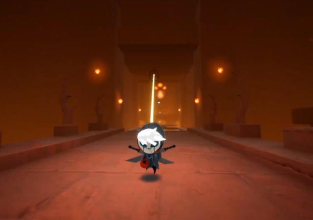 Blue Fire sera disponible au format physique sur PS4 et Switch