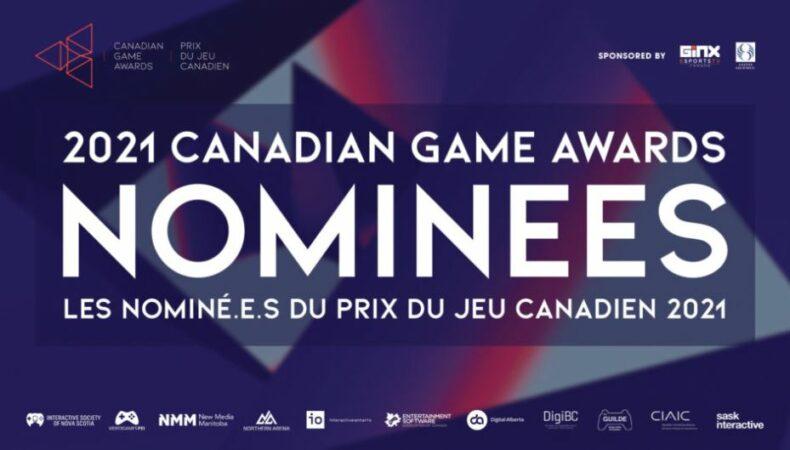 canadian game awards logo