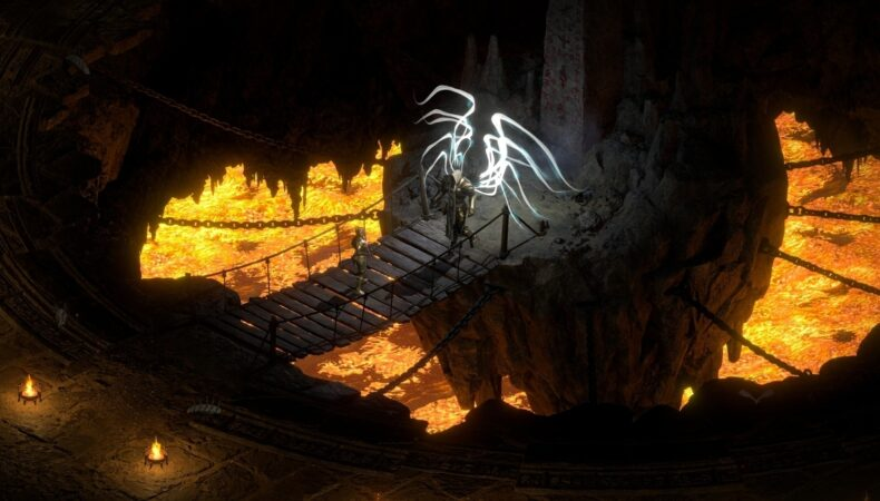 Diablo II : Resurrected ange