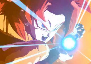 Dragon Ball FighterZ Gogeta SSJ4