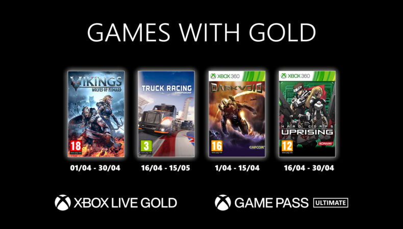 games with gold microsoft