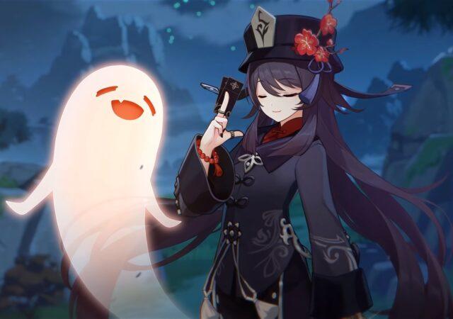 Genshin Impact dévoile la nouvelle bannière de Hu Tao