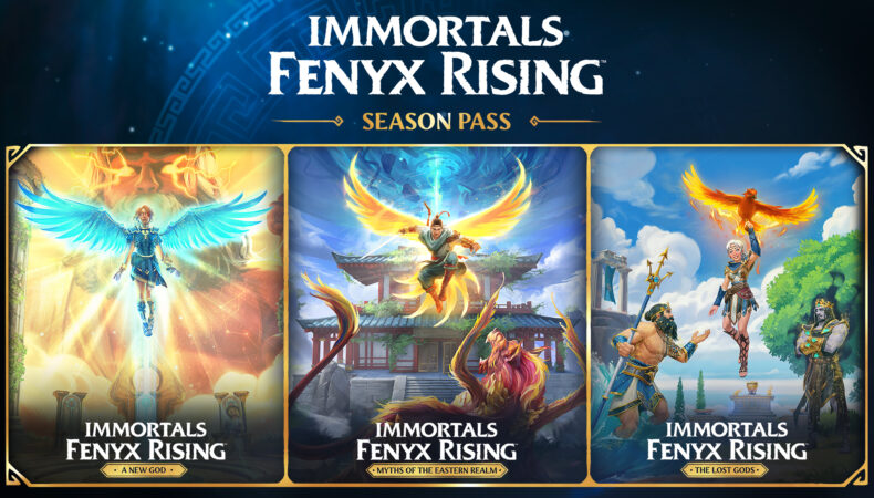 Immortal Fenyx Rising DLC Season Pass