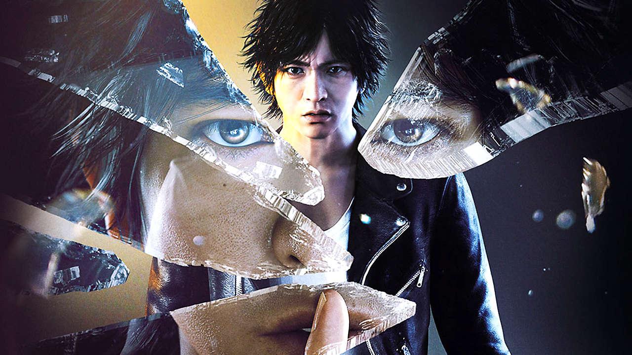 Judgment Yagami jaquette jeu PS4