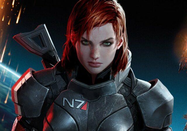 Mass Effect Femshep
