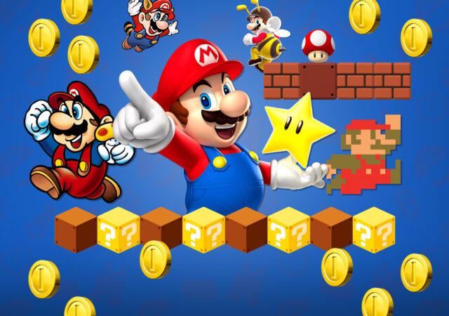 Mario Day Titre