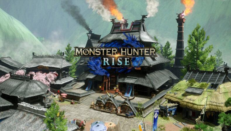 Monster Hunter Rise - Kamura